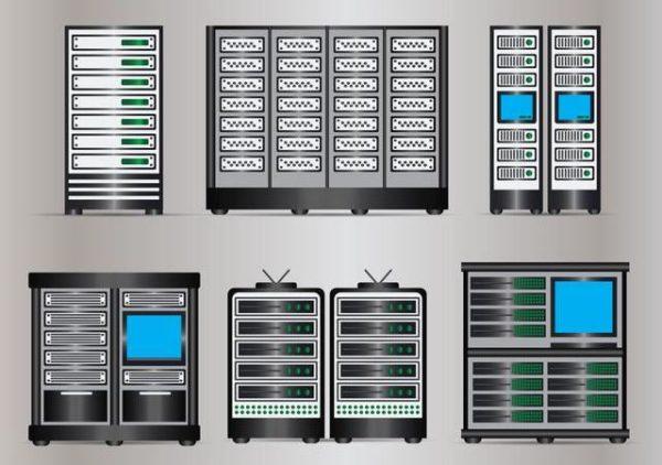 レンタルサーバーの種類