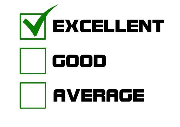 アフィリエイトリンクのクリック率平均と目標値