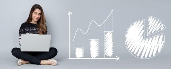 アフィリエイト収益とサイト数の相関性