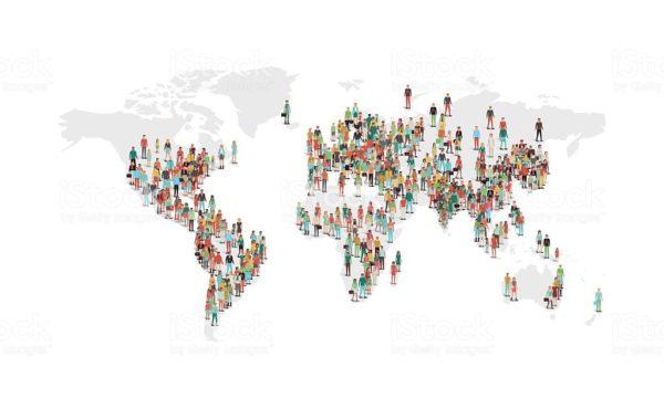 アフィリエイターの人数(人口)